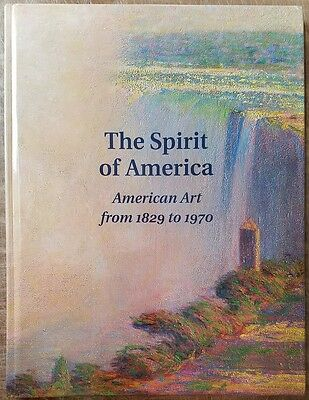 The Spirit of America: American Art from 1829 to 1970