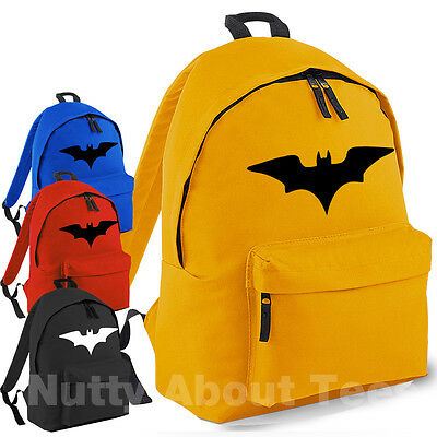 Lego Batman Inspired Backpack School Bag Kids Rucksack