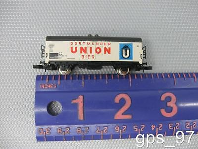 Z - Marklin 8601 Beer Box Car Dortmunder Union - No Box
