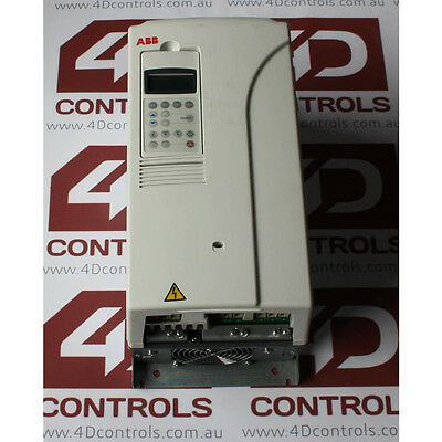 ABB ACS800-01-0030-3+E200 WALL MOUNTED DRIVE 30kW, 415V, 53A VSD VFD - Used