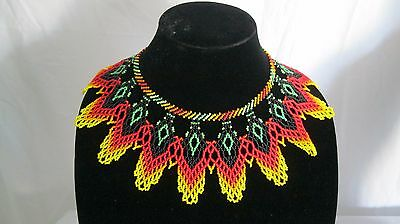 Colombian Handmade Necklace Embera Tribe