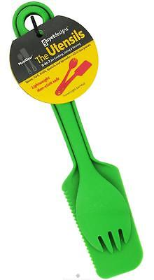 The Utensils Camping Spatula and Spork