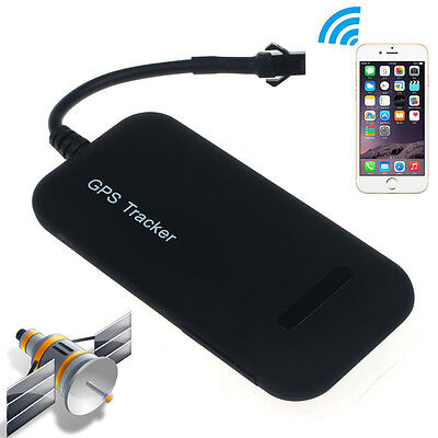 Car Vehicle GPS Tracker Tracking Device Realtime GPS/GPRS/GSM Locator for Apple