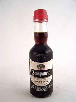 Miniature circa 1977 GRASPANERA by MAZZETTI Isle of Wine