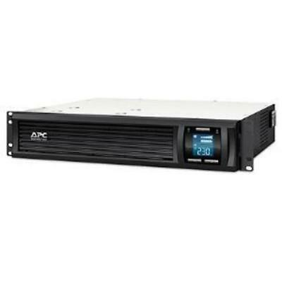 APC - SCHNEIDER APC Smart-UPS C 1000VA 2U Rack mountable LCD 230V