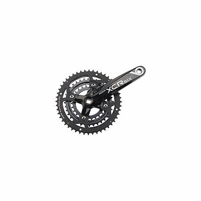 SR Suntour XCR Bike Crankset // 48/36/26t // 170mm // 7/8-S // Black