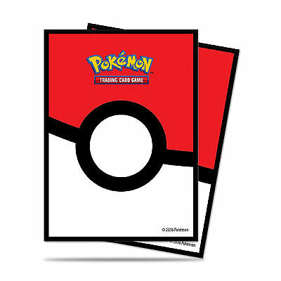 Ultra Pro Pokeball Deck Protectors - Pokemon Trading Card Sleeves: Standard Size