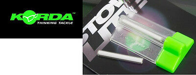 Korda Black and White Bobbin Mini Fishing Isotopes