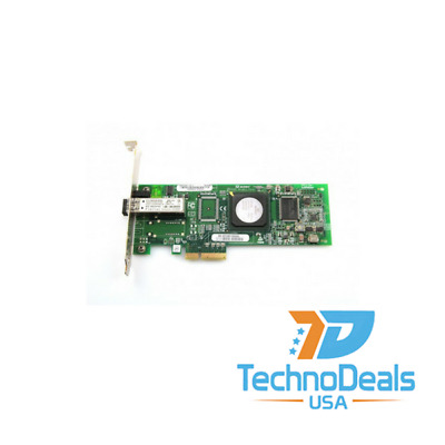 IBM QLOGIC QLE 2460 4GB FRU 39R6592 alt 39R6526 PCI-E EXPRESS
