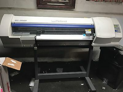 "Roland SP-300v 30"" Vinyl Printer/cutter"