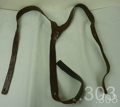 1935 dated German Military Army Leather Yoke Y Straps