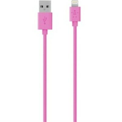 Belkin Mixitup Lightning Charge/sync Cable 1.2M - Pink