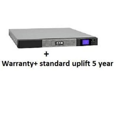 Eaton 5P650Ir + Ups Service (Total 5 Years) Bundle Includes: Advance Replacement