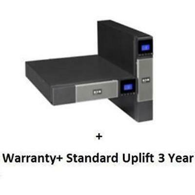 Eaton 5Px1500Irt + Ups Service (Total 3 Years) Bundle Includes: Advance Replacem