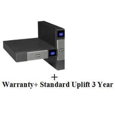 Eaton 5Px3000Irt2Uau + Ups Service (Total 3 Years) Bundle Includes: Advance Repl