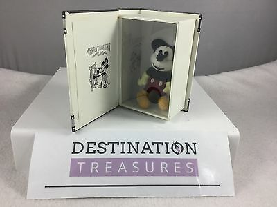 2008 Tokyo Japan Teddy Bear & Doll Convention Merrythought Mickey Mouse Book Box