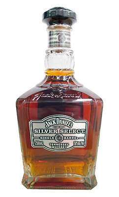 Jack Daniel's Silver Select Tennessee Whiskey 750ml  (Boxed)