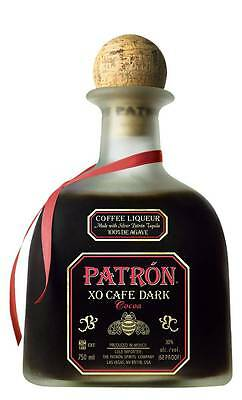 Patrón XO Cafe Dark Cocoa Tequila 750ml (Boxed)