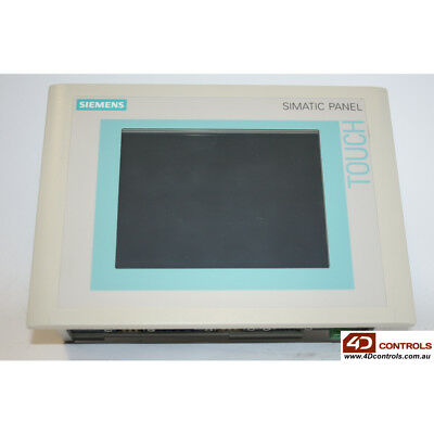 Siemens 6AV6 545-0CA10-0AX0 SIMATIC TP270 Touch Panel 6-in, Color - Used