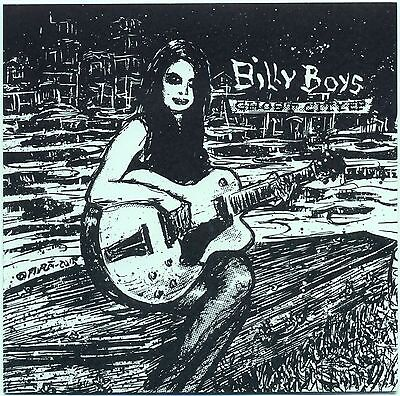 "7"" 45 Billy Boys - Ghost City EP"