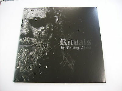 Rotting Christ - Rituals - 2Lp Black Vinyl New Unplayed 2016
