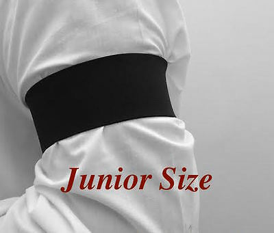 1 x Juniors Black Memorial Black Armband - Childs, Mourning, football UK