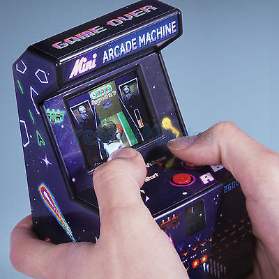 Thumbs UP! Desktop Mini Arcade Machine 80's Retro 240 Games 16 bit Game Console