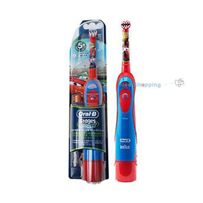 Braun ORAL-B 4510K Stages Power Electric Toothbrush for Kids [Disney Cars]