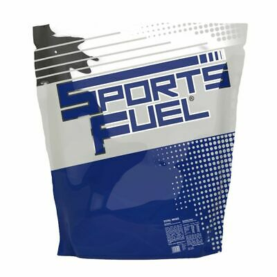 Sports Fuel 1kg Total Mass Weight Gainer Serious Whey Protein Powder Vanilla