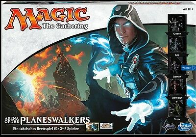 Magic the Gathering: Arena of the Planeswalkers Brettspiel magic planeswalker