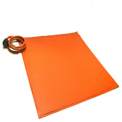 """Omega OMEGALUX SSHB24241440120P Silicone Rubber 1440W Heating Blanket 24"""" x 24"""""""