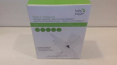 Baby Jogger Single Stroller Graco Click Connect Car Seat Adapter BJ90125 FRSHIP