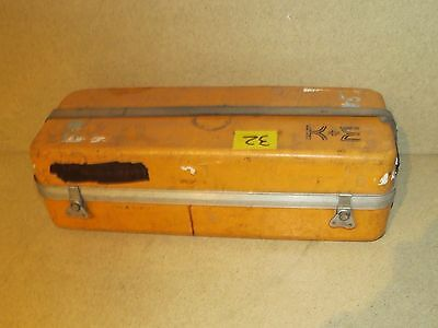 ++ Cubic Precision K&e Telescope Case - Case Only (Cp1)
