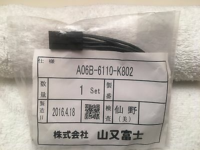 Fanuc A06B-6110-K802 Cable