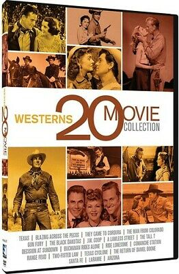 Western 20 Movie Collection [New DVD]