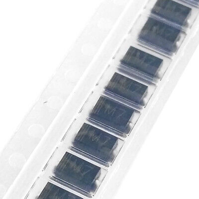 100 Pcs SMA 1N4007 IN4007 SMD DO-214AC M7 SCHOTTKY Rectifier Diode 1A 1000V