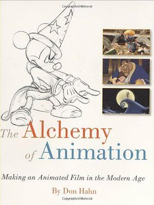 Book : Alchemy of Animation by Hahn  Don Paperback New