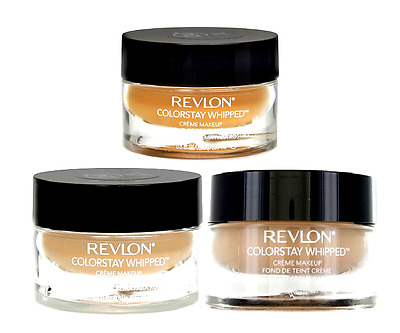 Revlon Colorstay Whipped Creme Makeup Foundation Choose ***Brand New***