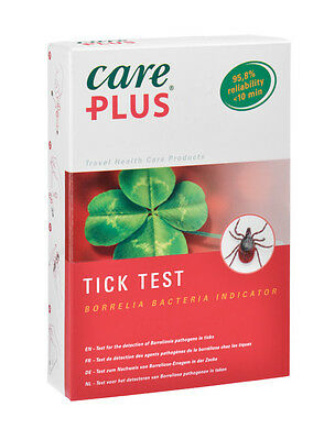 Care Plus Tick Test - Check for Lyme Disease after a Tick bite!