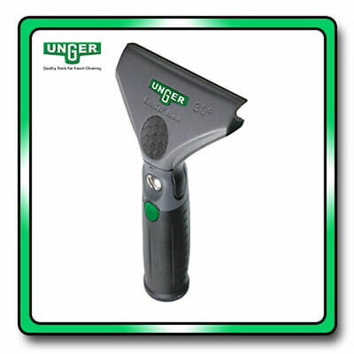 Unger Ergotec Ninja Handle / Aluminium Channels Squeegee Soft Window Cleaning