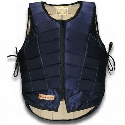Racesafe Body Protector Adult Standard Back