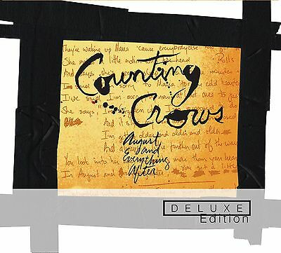 Counting Crows - August And Everything After - 2Cd New Sealed 2007