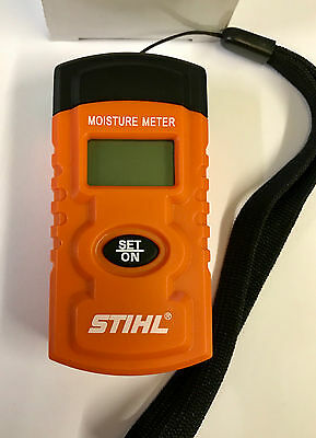 Stihl Professional Digital Wood Moisture Meter - FREE RECORDED DELIVERY