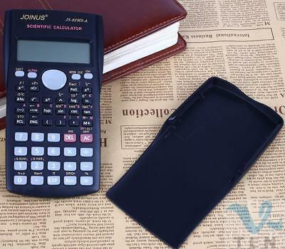 Two Line Display Scientific Calculator Office School Exams GCSE  Work Office