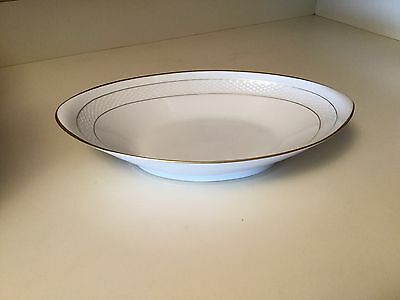 CM Hutschenreuther Hohenberg Germany China Simone Tradition Oval Serving Bowl