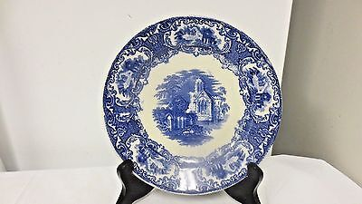 "Vintage Abbey Made in Holland 8 1/4"" Plate-Petrus Regoutac Maastright-AS SHOWN"