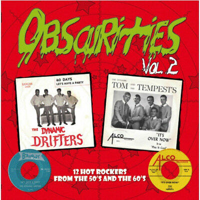 10inch - Obscurities Vol.2 [RTLP102]