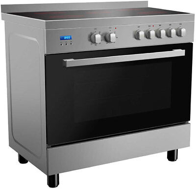 Esatto 90cm 112L Electric Freestanding Oven/Stove RU9EEB