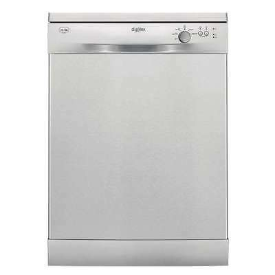 Dishlex 60cm 13 Settings Stainless Steel Freestanding Dishwasher DSF6106X