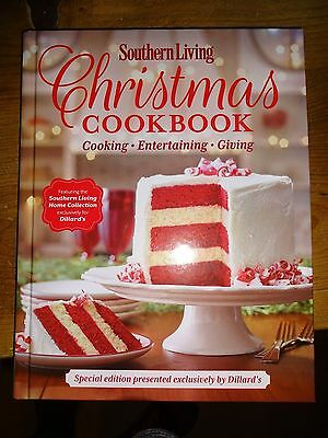 Southern Living Christmas And Entertaining Hardcover Cookbook 2016 From Dillards